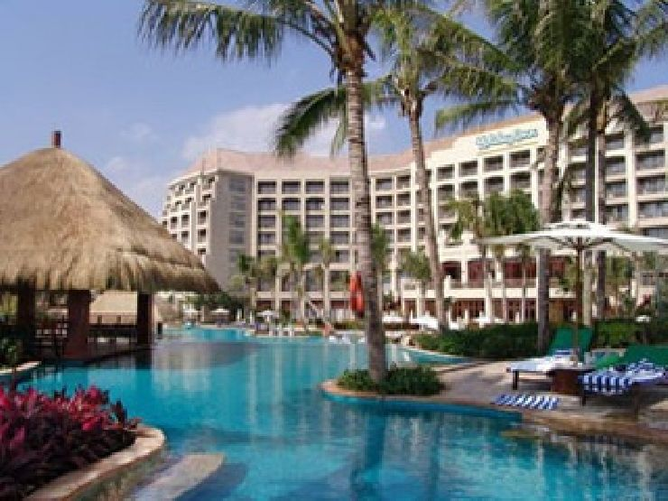 Holiday Inn Resort Sanya Bay 5 отели китай